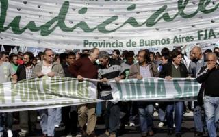 La AJB para y marcha en La Plata el próximo miércoles.