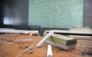 Tres millones de chicos sin clases en territorio bonaerense.