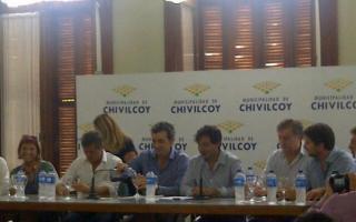 Tras la visita de Randazzo a Chivilcoy, Pittelli confirmó que dejará el Municipio.