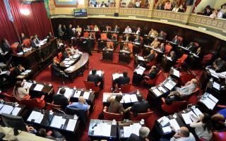 Se define la situación de Berni como Vicepresidente 1º del Senado provincial.