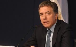Dujovne presentará el Presupuesto en el Congreso.