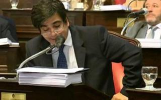 López Muntaner buscará la intendencia de La Plata en 2015.