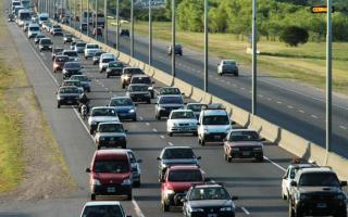 Buscan mejorar la seguridad en la autopista.