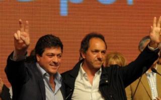 """Los legisladores de Randazzo cuestionaron el """"giro ideológico"""" de Mariotto."""