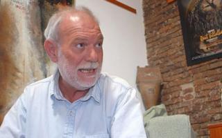 Ariel López, ex director de prensa de un periodo de la última dictadura militar en Berazategui..