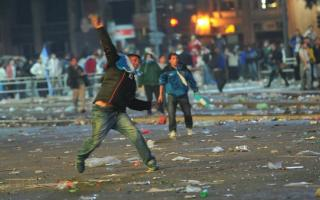 Al obelisco gente, Argentina salva el año, Tata respira