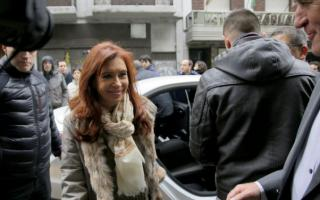 Ex presidenta, Cristina Fernández de Kirchner.
