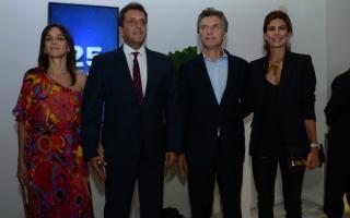 Macri viajará junto a su esposa y Sergio Massa.