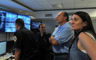 La Ministra de Seguridad apoyó a Berni y aseguró que el 19% de los delitos es cometido por extranjeros.