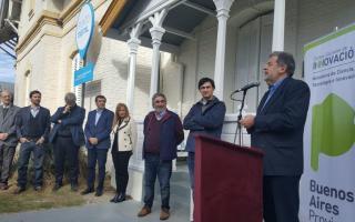 Inauguraron Club Social de Innovación en Trenque Lauquen.