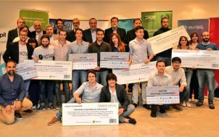 Provincia premió a emprendedores innovadores con más de 600 mil pesos. Foto: Ministerio de Ciencia PBA