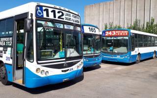 Las ex líneas 112 y 165 tienen nuevos operadores