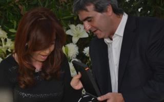 Durañona se defendió a Cristina a través de Twitter. Foto: Prensa