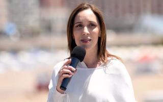 Vidal lanzó propuestas para pasar el verano en Mar del Plata.