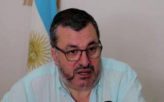 Alberto Conocchiari cargó contra la administración bonaerense de Cambiemos. Foto: Prensa