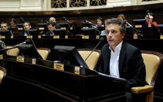 Quién impulsó esta iniciativa fue el diputado provincial Alberto España.
