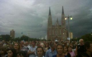La Plata. Foto: Twitter @CoolRadioHD