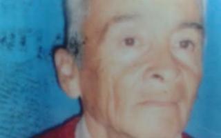 Oscar Maidana, que fue visto por última vez el 25 de febrero en el geriátrico del hospital local.