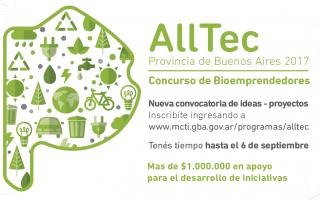 Convocan a bioemprendedores para competir por más 1 millón de pesos.