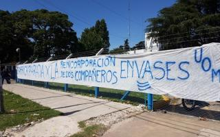 Envases Group despidió a 68 trabajadores. Foto: Prensa