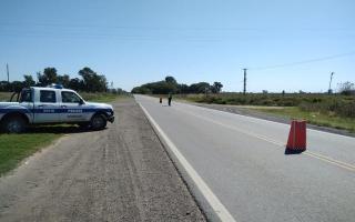 25 de Mayo endureció los accesos a los no residentes