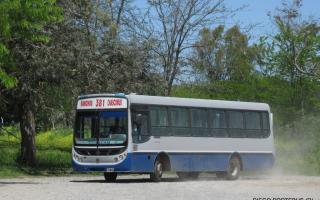 La línea Chascobus cambia de recorrido cuando regresa de Ranchos: Diego Portebus