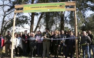 Parque Pereyra Iraola: Ponen en marcha un Corredor de Biodiversidad