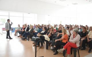 Presentaron nuevo Centro Integral para la atención de la mujer en el hospital municipal