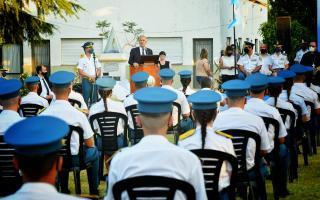 Egresaron 150 oficiales y se incorporan a las cárceles