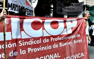 Cicop se sumará al paro del jueves de ATE. Foto: Prensa