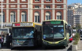 La UTA podría anunciar un paro general de transporte. Foto: Prensa
