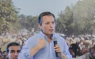 El presidente del Partido Justicialista bonaerense apuntó contra Cambiemos. Foto: Prensa