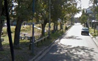 Encuentran a dos personas calcinadas en un vehículoen Fiorito. Foto: Diario Jornada