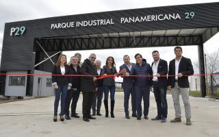 Tigre: Inauguran Nuevo Parque Industrial Panamericana 29 y destacan generación de empleo