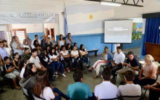 Turismo, una nueva orientación que llega a las secundarias bonaerenses