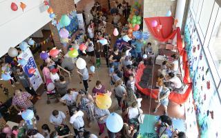 El Hospital Materno Infantil de Tigre celebró la Semana del Prematuro 2019