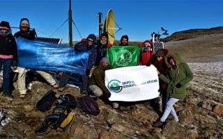 Tornquist: Instalaron la estación meteorológica más alta de la provincia de Buenos Aires