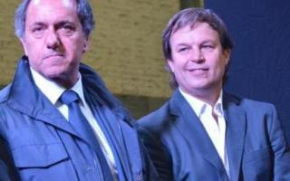Cascalleres apoya fuertemente la candidatura de Scioli.