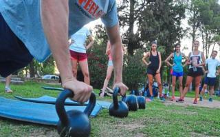 Se formaliza la actividad la actividad física en los espacios libres. Foto: Prensa