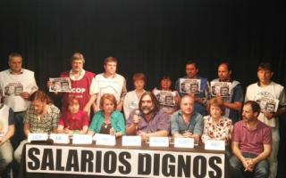 Gremios anunciaron un paro de  un paro de 48 horas. Foto: Prensa