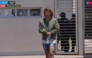 El hijo de la fiscal de Paula Martínez fue dejado en libertad. Foto: Captura de pantalla