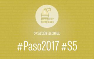 General Pueyrredón es el distrito con mayor influencia en la quinta sección electoral.
