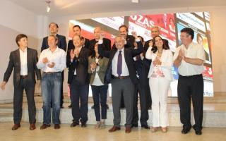 La UCR presentó sus nuevos legisladores nacionales. Foto: Prensa UCR.