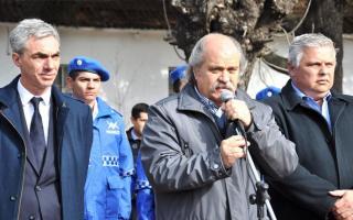 Granados inauguró Policía Local.      Foto:Junin24