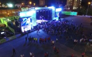 Fuertes reclamos por el dinero gastado por el mega evento realizado en Tigre. Foto: Prensa