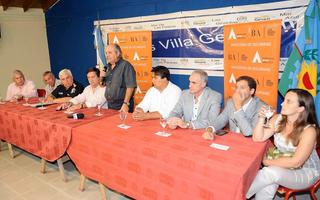 Granados destacó la participación de los intendentes. Foto: BA Noticias.