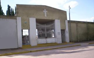 Obras de remodelación en el Cementerio del Oeste. Foto: Prensa