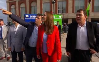 """""""El que elige la Provincia este verano elige más trabajo para muchos bonaerenses"""", dijo Vidal"""