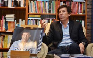 Posse presentará el libro escrito por Julio Céliz. Foto: Infoban.