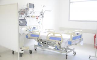 Hospital Posadas sumó camas de terapia intensiva para tratar a pacientes con coronavirus